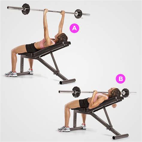 bench exercises for women le 25 migliori idee su bench press su pinterest cavoli