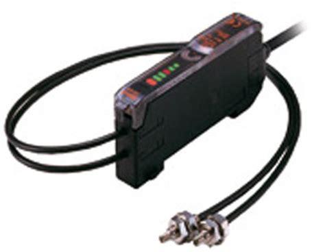 Photo Fiber Sensor E3x Zd11 Omron Original sensors fiber optic lifiers e3x na f omron europe
