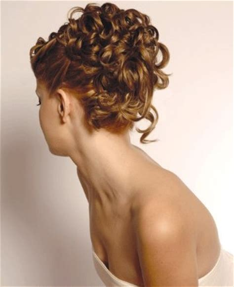 wedding hairstyles curly hair updo how to create a romantic loose curly hair updo