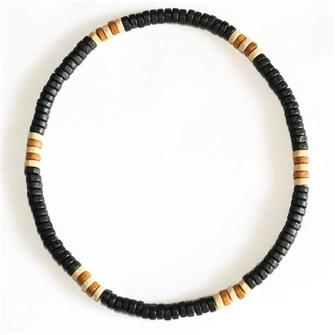 beaded necklaces mens image result for mens surfer necklace mens jewlry