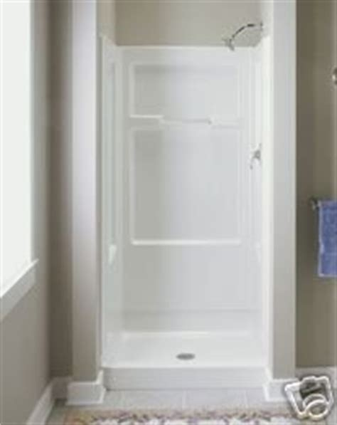 Sterling Shower Units by 32 Quot Sterling Kohler Shower Bathroom Wall Stall White