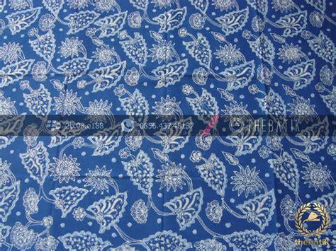 Gamis Floral Dress Floral Abu Abu jual batik tulis warna alam motif floral daun biru