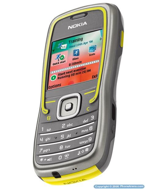 rugged sports nokia 5500 sport rugged smartphone