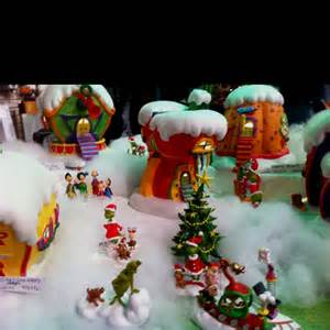 how the grinch stole christmas village grinch grinch grinch pinterest