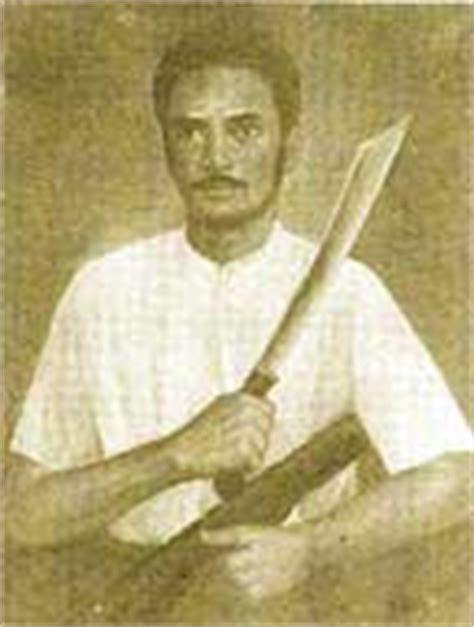 biografi kapitan pattimura pahlawan nasional dari maluku para raja sejarah pattimura