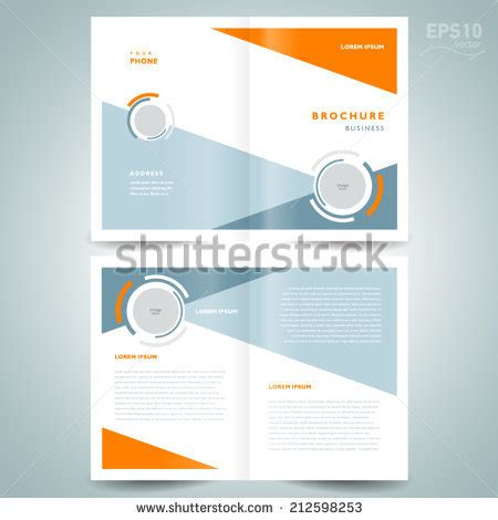 Circle Brochure Template by Brochure Stock Photos Images Pictures