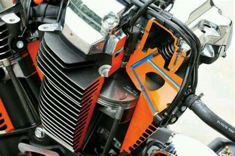 Mesin Harley mesin baru h d milwaukee eight tak lagi seperti setrikaan