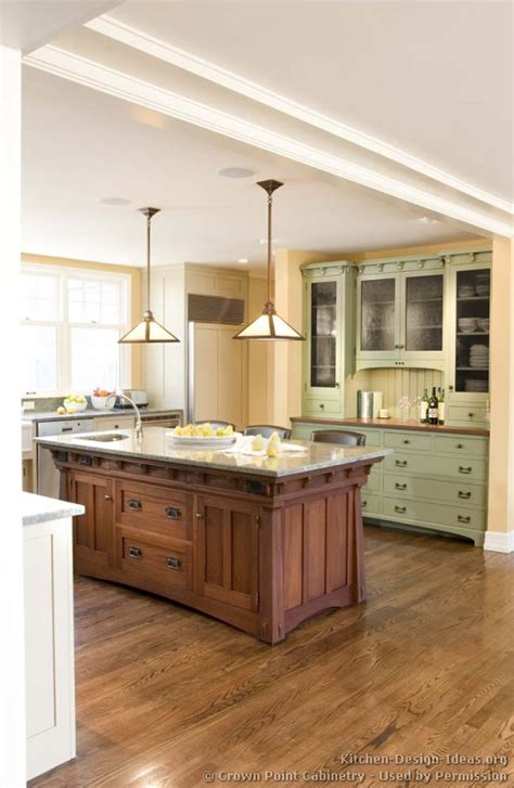 kitchen design ideas org craftsman kitchen design ideas and photo gallery