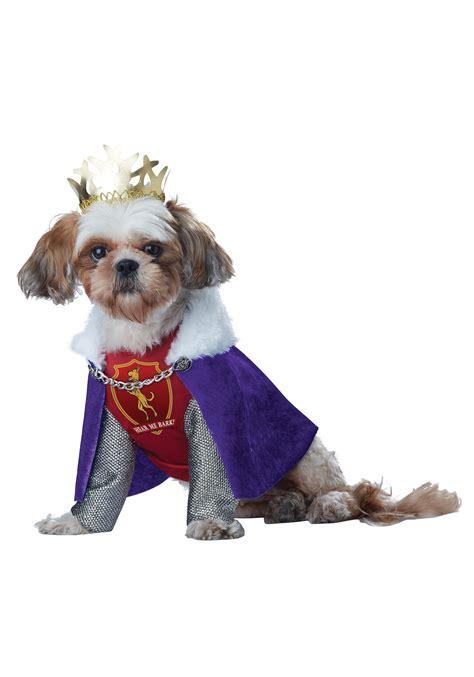 dogs costume king of bones costume