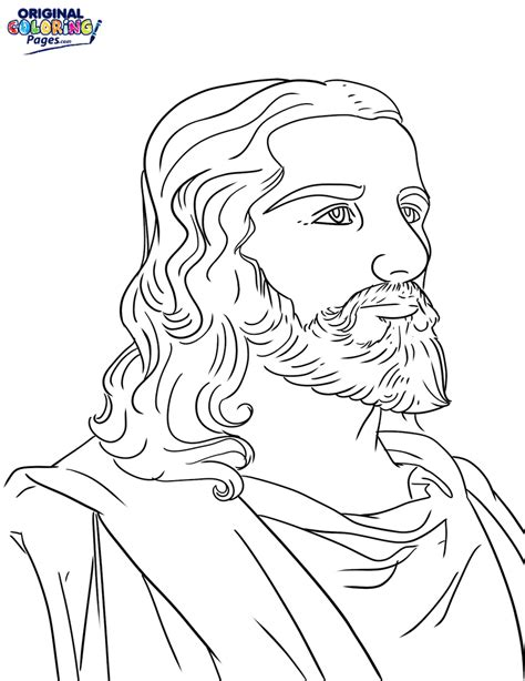 jesus coloring page jesus coloring page coloring pages original coloring pages