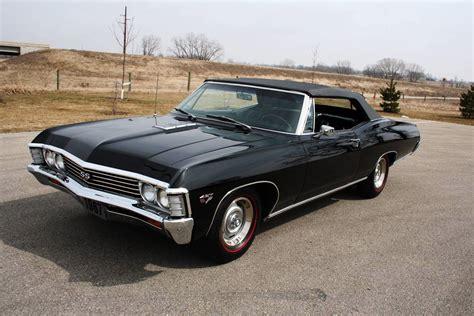 black 4 door 67 chevy impala autos post