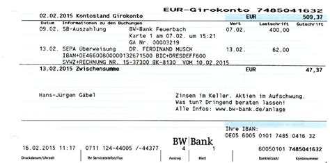 bw bank de banking insasse der brd 6l
