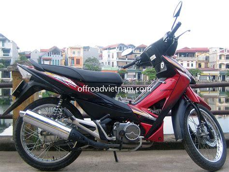 honda wave rs cc rental  hanoi offroad vietnam tours