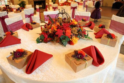 inspirations fall wedding decorations cheap with autumn