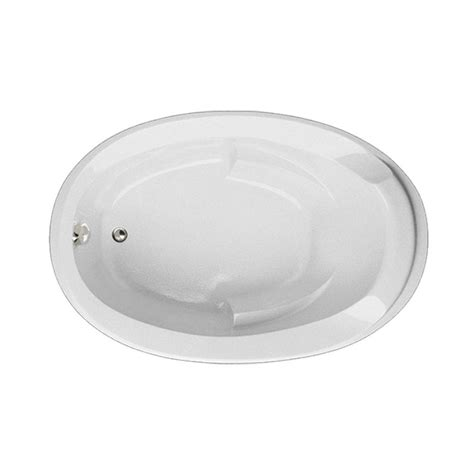 bathtub drain home depot hydro systems studio hourglass 5 ft center drain bathtub