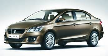 new maruti car model maruti suzuki ciaz india price review images maruti