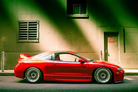 stanced mitsubishi eclipse modified mitsubishi eclipse 2g 3 tuning
