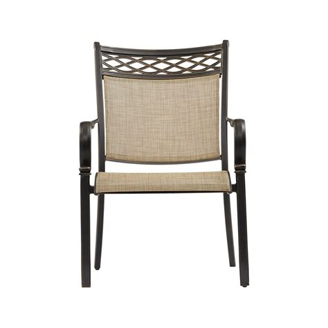 aluminum sling stackable patio chairs icamblog