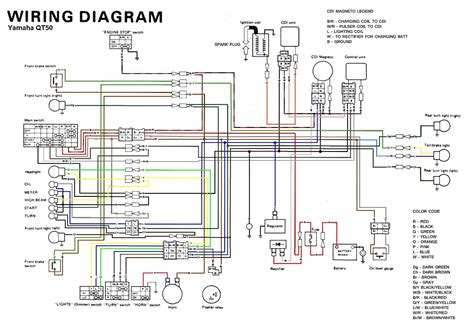 28 100 cdi wiring diagram yamaha jeffdoedesign