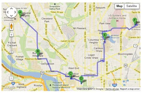 trip creator map college trip map creator go see cus