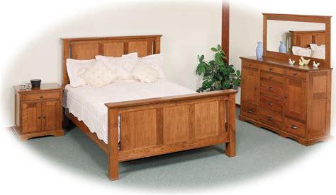Saugerties Furniture Mart by Daniel S Amish Elegance Frame Bed Saugerties