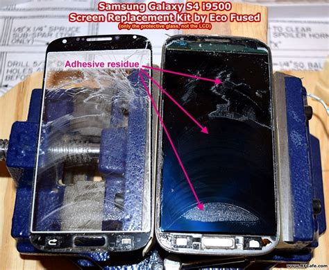 samsung galaxy  display glass replacement rf cafe