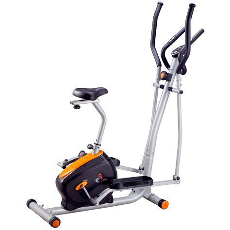 v fit bk series c et magnetic cycle elliptical trainer