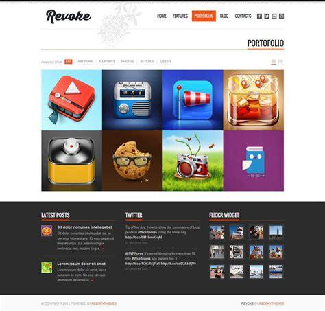revoke responsive html theme by teslathemes themeforest