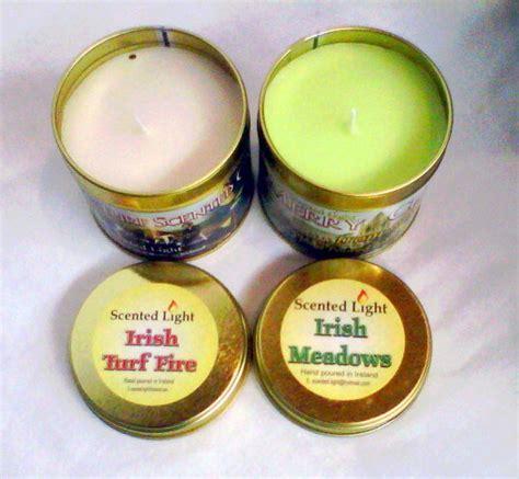 Handmade Candles Ireland - candles scented landmark souvenir candles