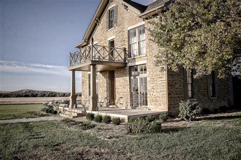 16426 warren rd maple hill ks historic limestone flint