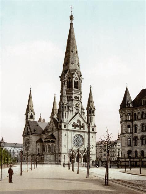 zoologischer garten berlin church charlottenburg