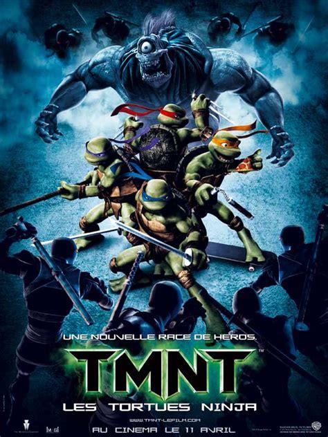 film tortue ninja en francais affiche du film tmnt les tortues ninja affiche 1 sur 9