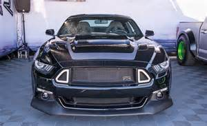 2015 Ford Mustang Rtr Car And Driver
