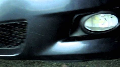 3 fog lights mazda 3 2006 fog light issue caused by vision x light