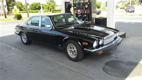 1987 Jaguar Xj6 Vanden Plas Needs Lower Engine Rebuild