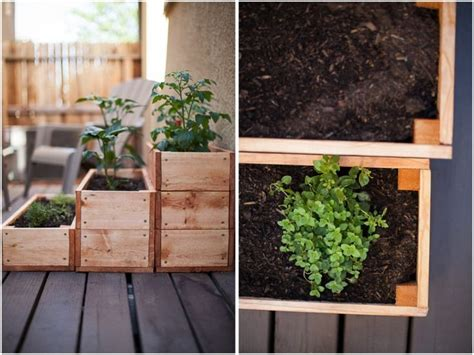 Vegetable Planter Boxes Plans by Wooden Vegetable Planter Box Plans Woodworking Projects