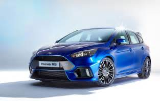 Ford Focus Rs Release Date 2016 Ford Focus Rs Release Date Specs Canada