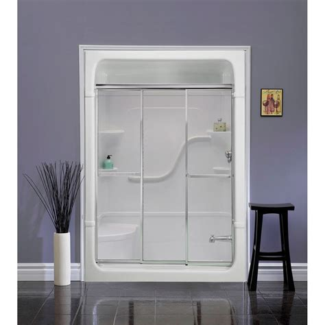 Mirolin Shower Door Parts Mirolin Td41 Tri Panel Door Plain Silver Home Comfort Centre