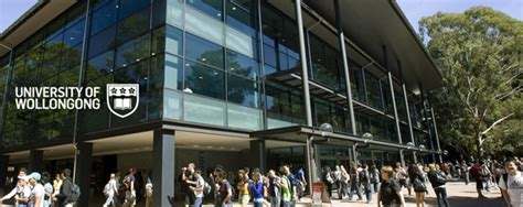 Sydney Business School Of Wollongong Mba by Institution Of The Month Aug Education Student