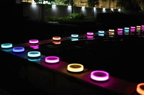 solar led garden lights put some pizazz into your garden
