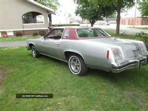 1975 Pontiac Grand Prix 1975 Pontiac Grand Prix Lj Coupe 2 Door 6 6l For 40 Years