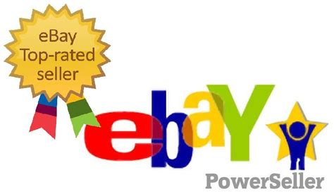 sellers ebay are you a top rated or ebay power seller