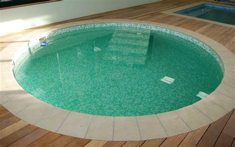vasca tonda benessere ccpblu costruzione impianti per piscine