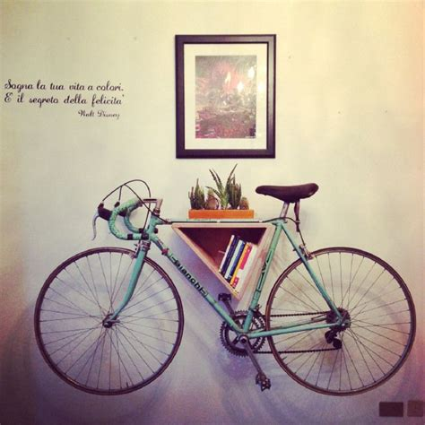 bike bookcase porta bici libreria gifts for him