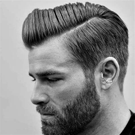 men taper on the sides with beard 17 classic taper haircuts men s hairstyles haircuts 2017