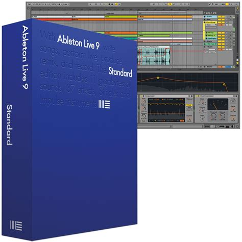 ableton live 9 standard upgrade from live lite pssl