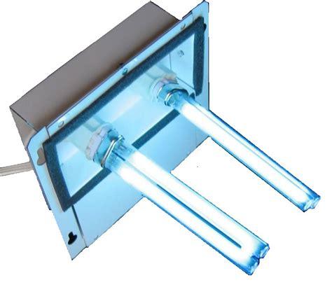 uv light in hvac effectiveness dual uv light germicidal light for furnace ac