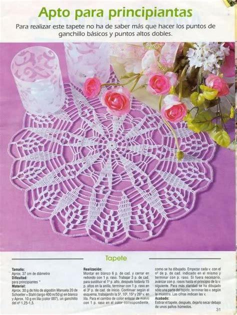 carpetas tejidas a ganchillo crochet pinterest carpetas tejidas bellezas a crochet pinterest