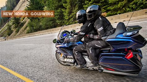 New Honda Goldwing by 2018 Honda Gold Wing Revealed Price Release Date Changes