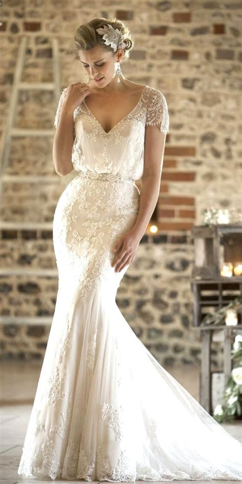 39 vintage inspired wedding dresses wedding planning